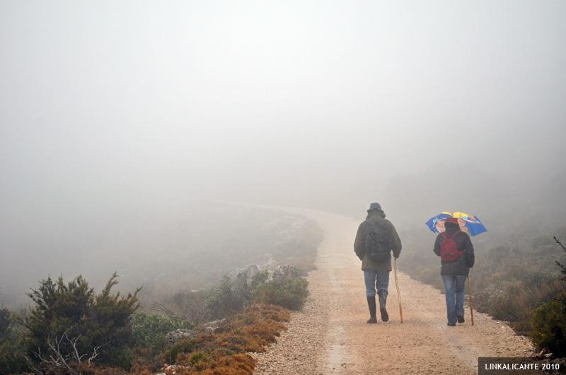Parque Natural Font Roja, Alcoi, Alicante