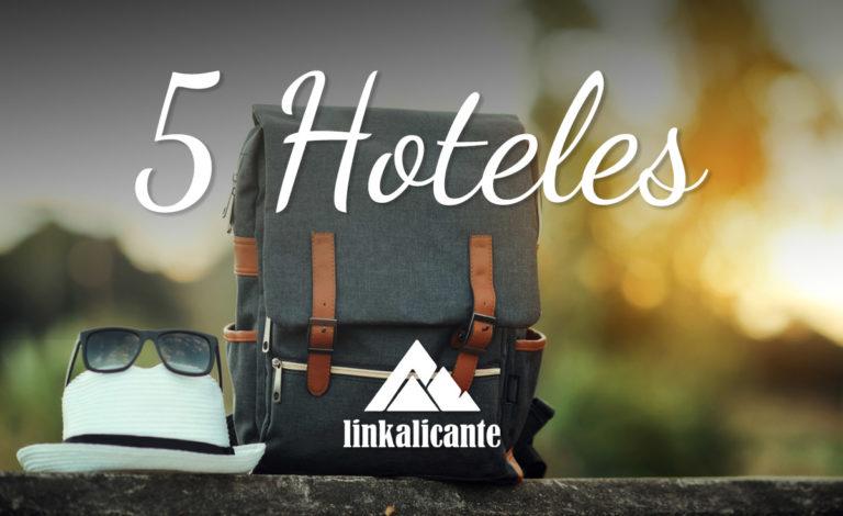 Hoteles Senderismo provincia de Alicante