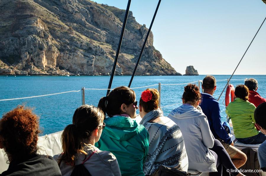 Cabo de San Antonio en catamarán
