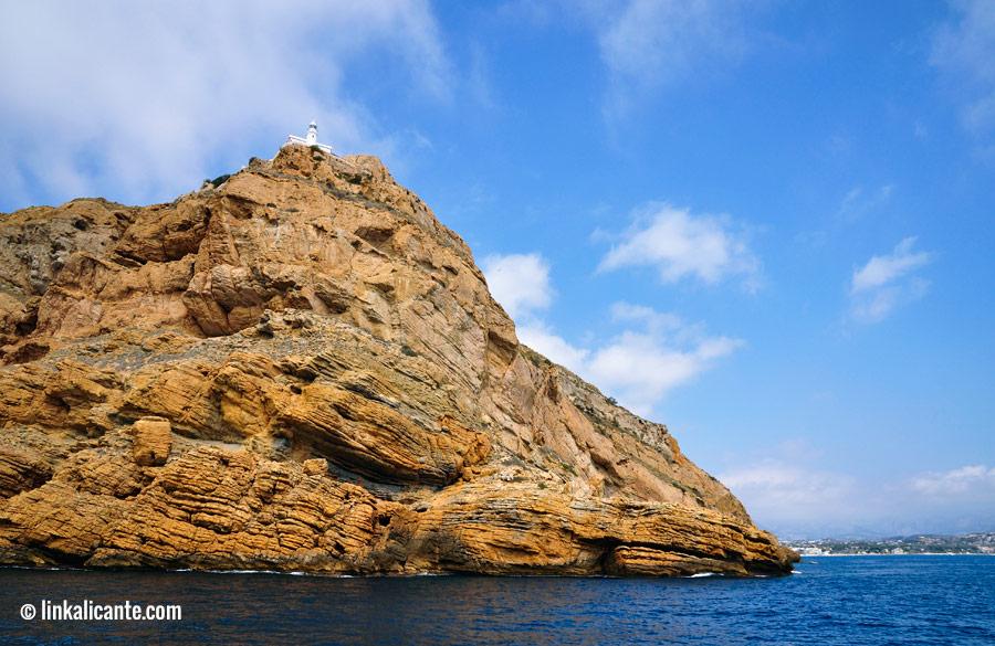 Descubriendo Serra Gelada desde el mar