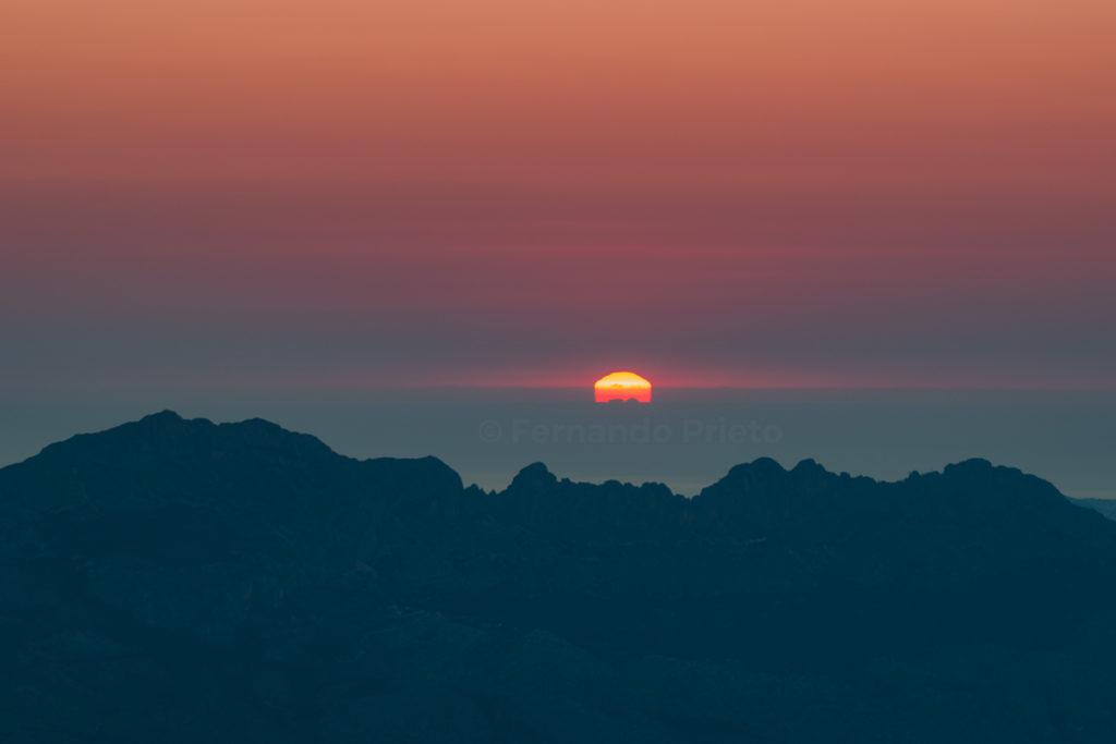 Mallorca desde el Puig Campana