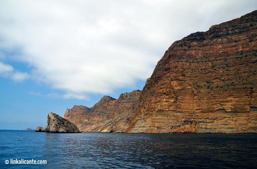 Illa Mitjana - Serra Gelada