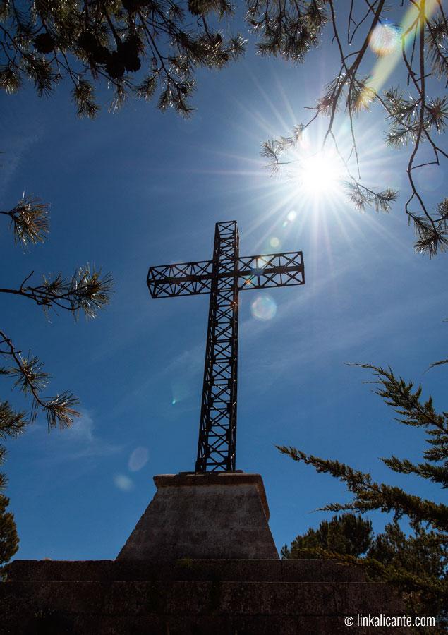 Cruz de Sant Cristòfol - Alcoi