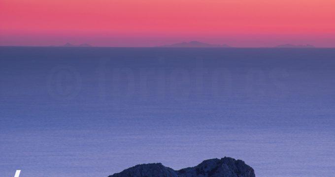 Alicante desde Mallorca