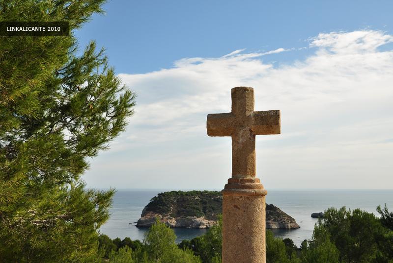 Mirador de la Creu del Portitxol, Xàbia