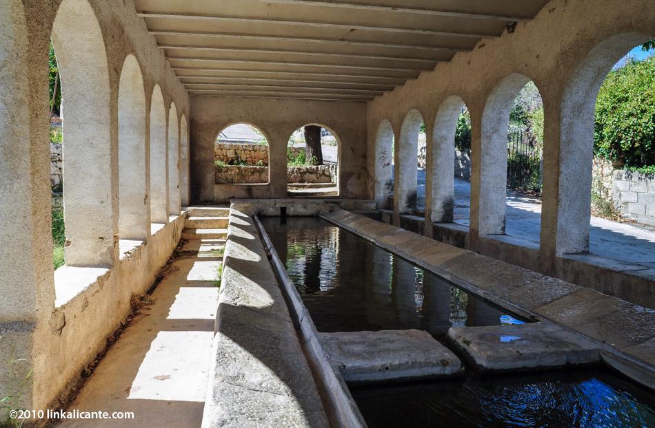 Barranc de l'Infern - Lavadero de Benimaurell