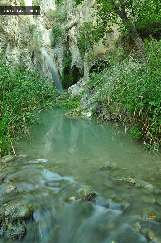 Ruta Molí del Salt, en Benilloba