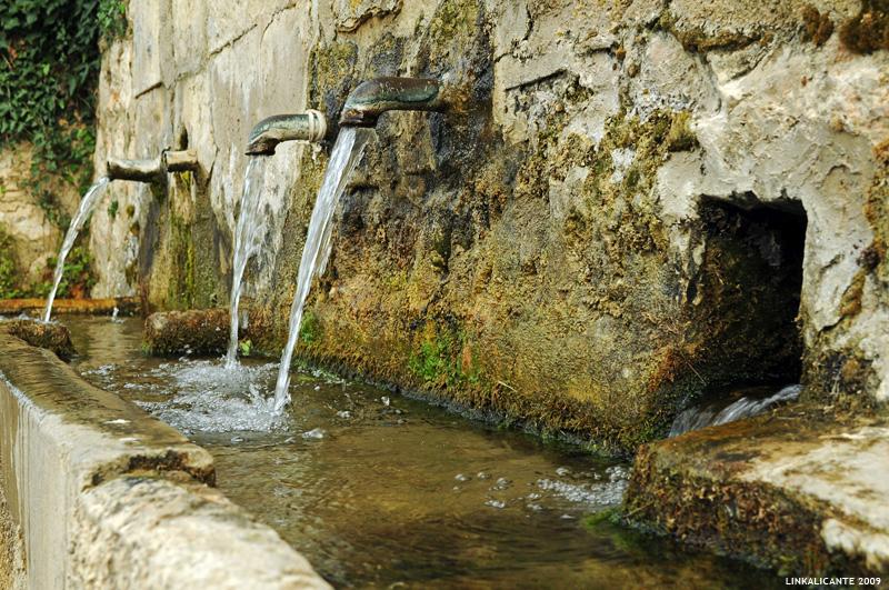 Barranc de l'Infern - Font Grossa de Fleix