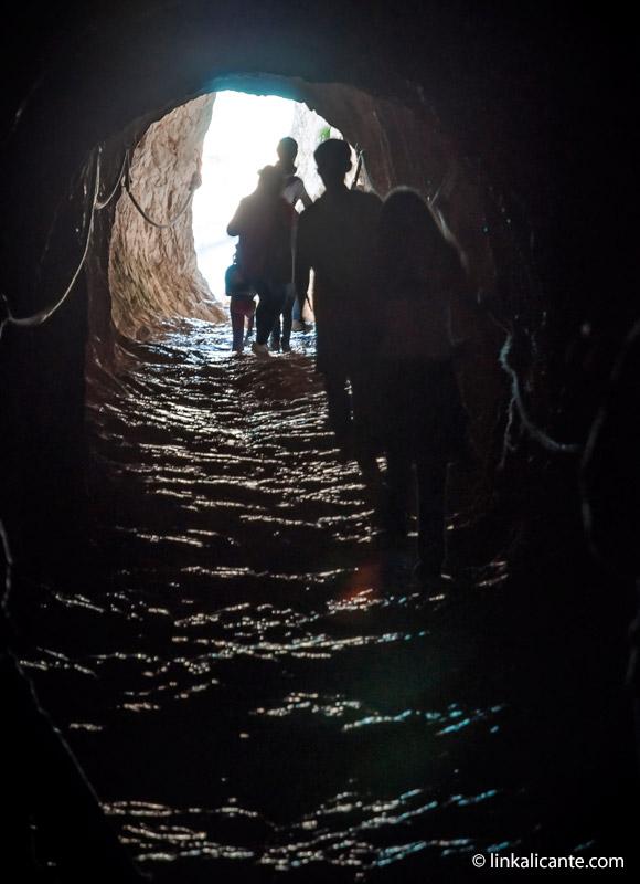 Túnel del Peñón de Ifach