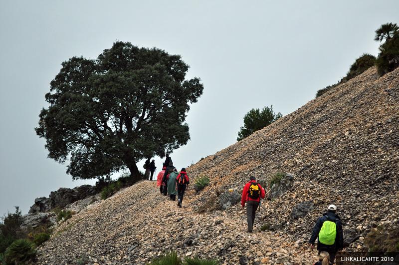 Ruta Sierra de Bèrnia