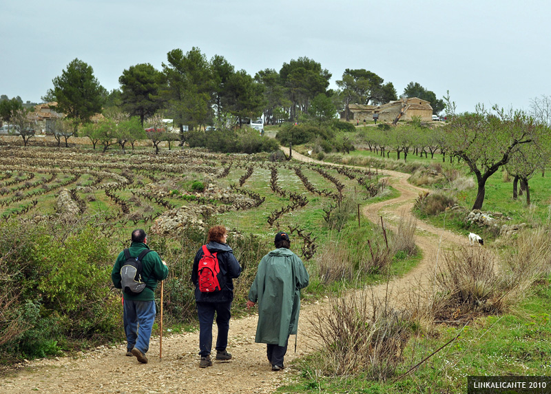 Ruta senderista Serra de Bèrnia