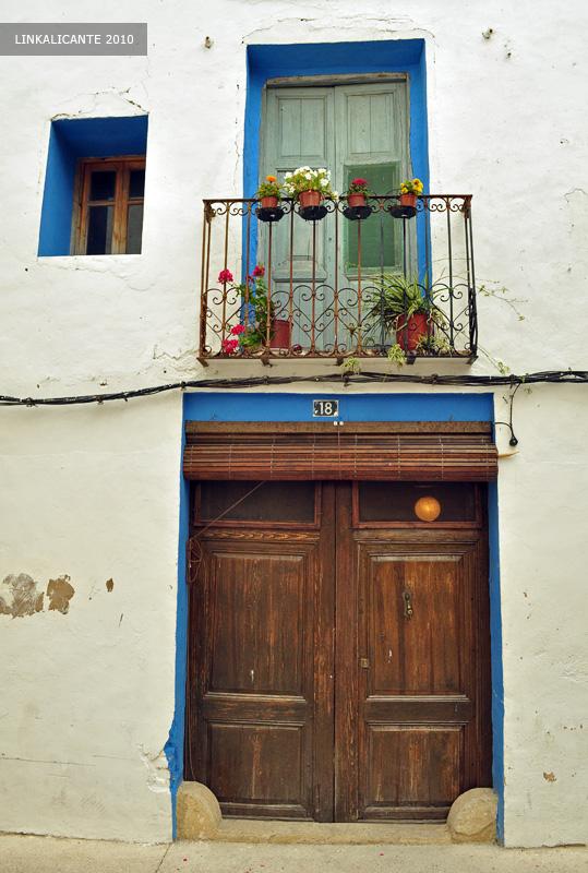 La Carroja, la Vall de Gallinera