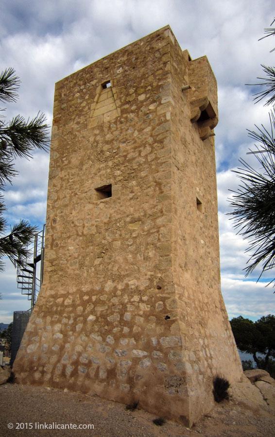 Torre del Aguiló