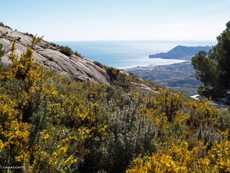 Ruta Bernia desde Fonts Algar