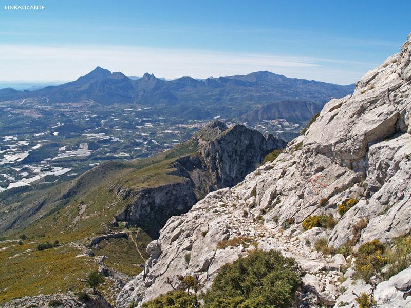 Ruta cima de Bèrnia