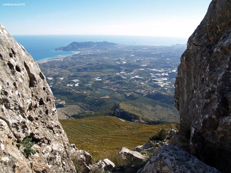 Cresta Serra de Bèrnia