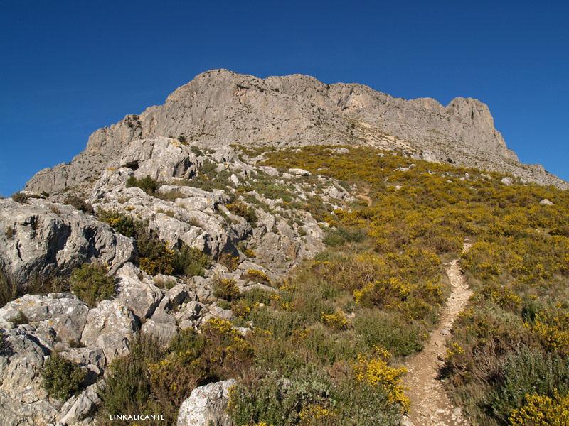 Ruta Bèrnia desde Fonts Algar