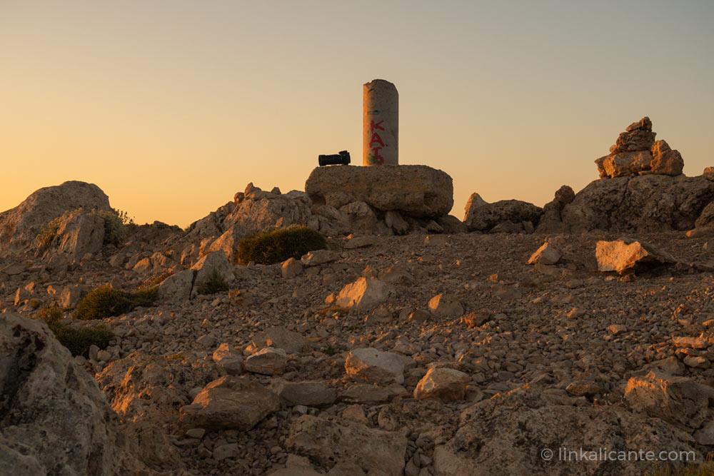 Cumbre Puig Campana