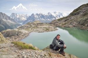alma senderista trekking alpes