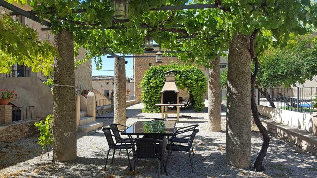 Apartamentos Alquería del Pilar, Banyeres de Mariola