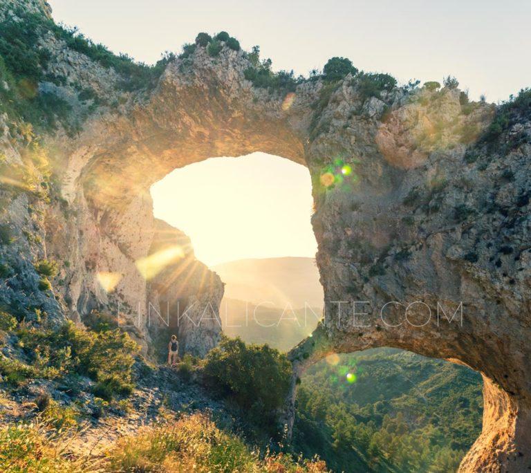 Ruta de Els Arcs dels Atanços, Castell de Castells