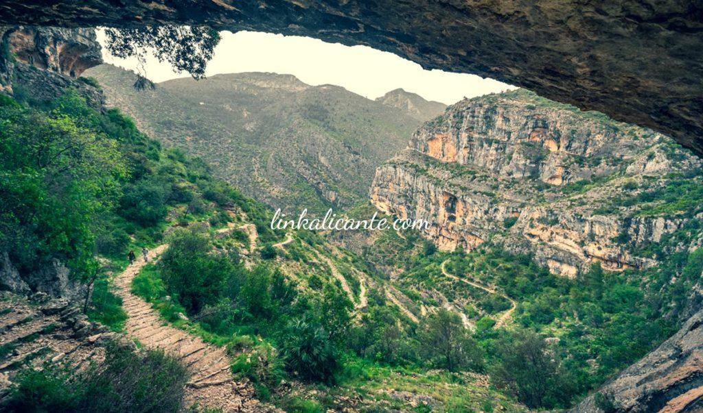 Ruta Barranc de l'Infern PR-CV 147 Vall de Laguar