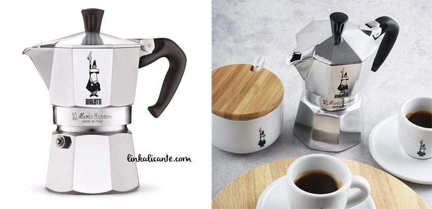 cafetera espresso bialetti