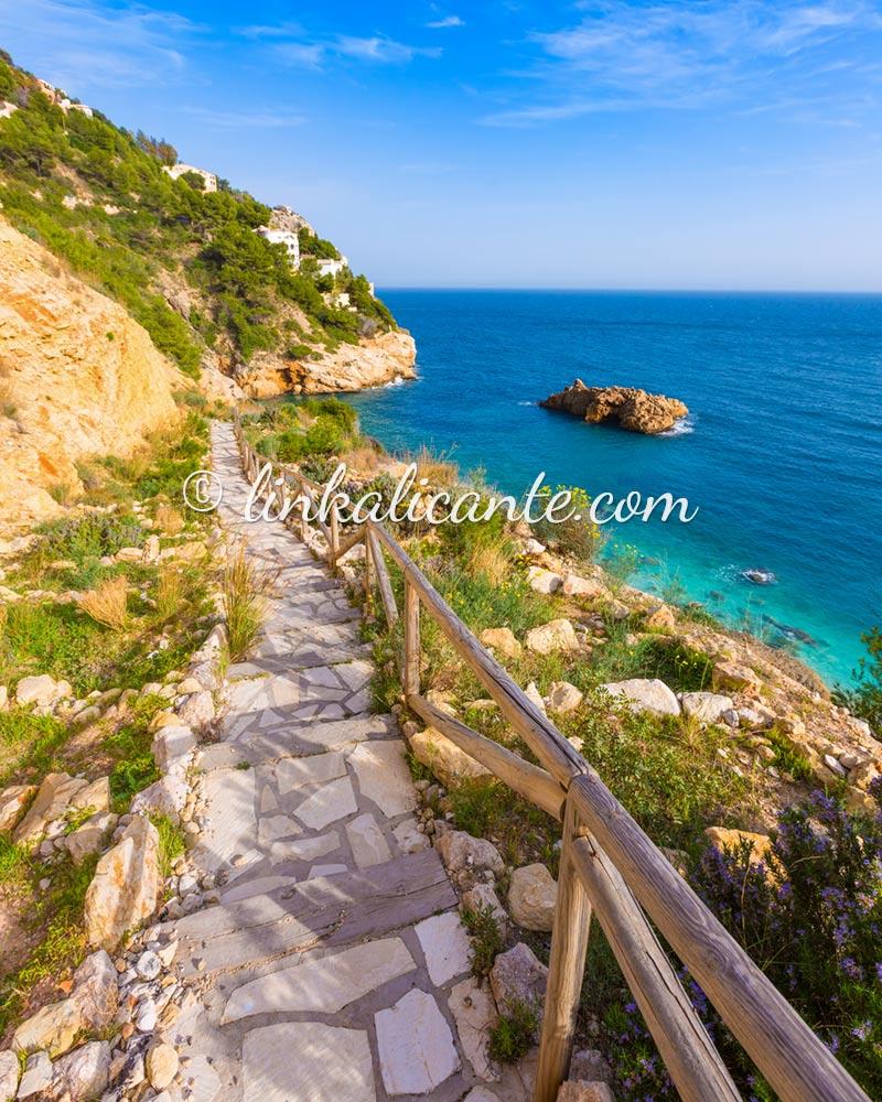 Rutas por la Costa Blanca, provincia de Alicante