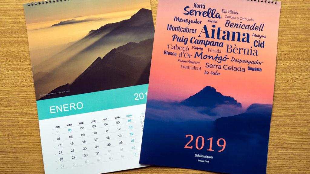 Calendario LlinkAlicante