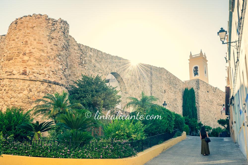 Ruta cultural casco antiguo Calpe