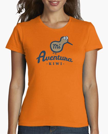 Camisetas Mi Aventura Kiwi