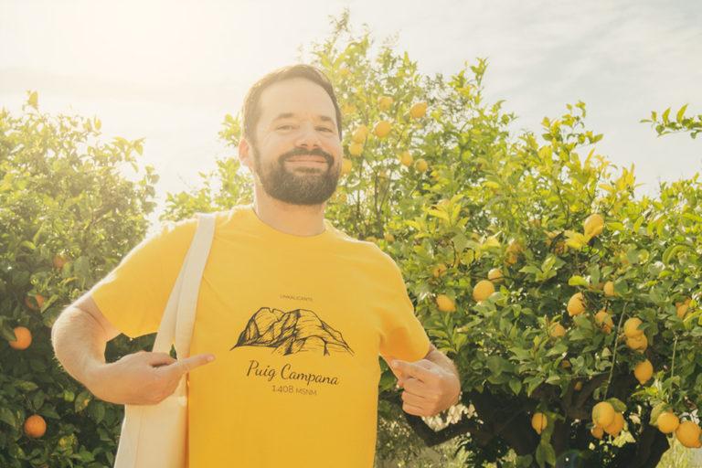 Camisetas Puig Campana