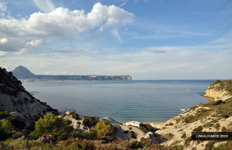 El Cap Prim de Xàbia. La Cala Sardinera