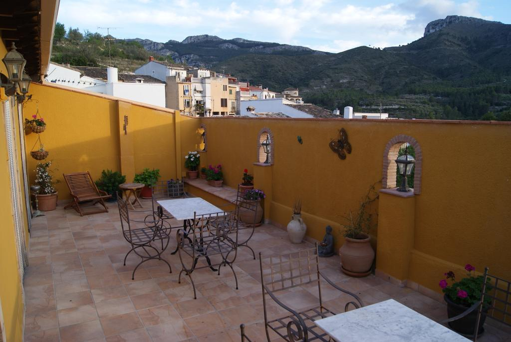 Casa Pilar - Castell de Castells