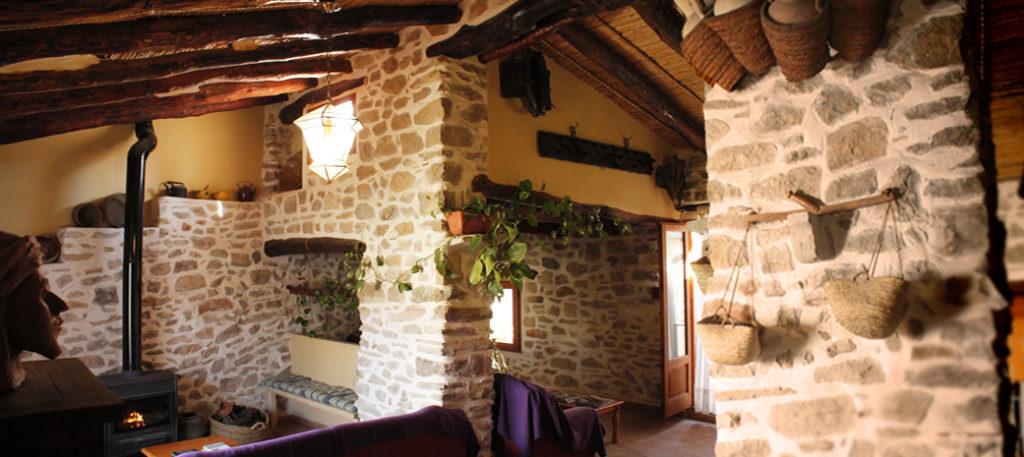 Casa Rural El Castellot, en la Vall de Gallinera