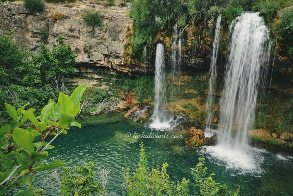 La Cascada del Molino de San Pedro (Teruel)