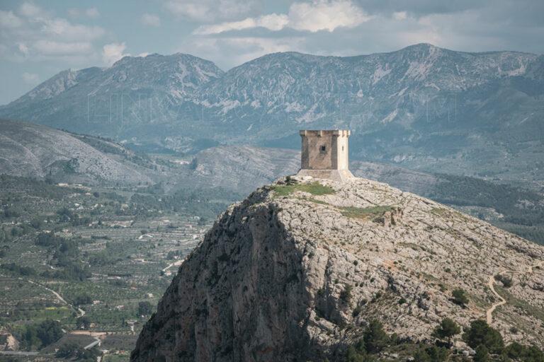 castell-cocentaina-castillo-serrella-alicante