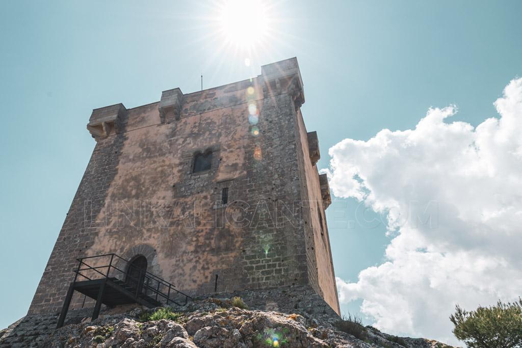 Castell de Cocentaina - Castillo de Cocentaina