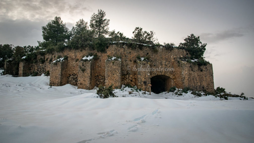 La Cava de Don Miquel, Serra de Mariola