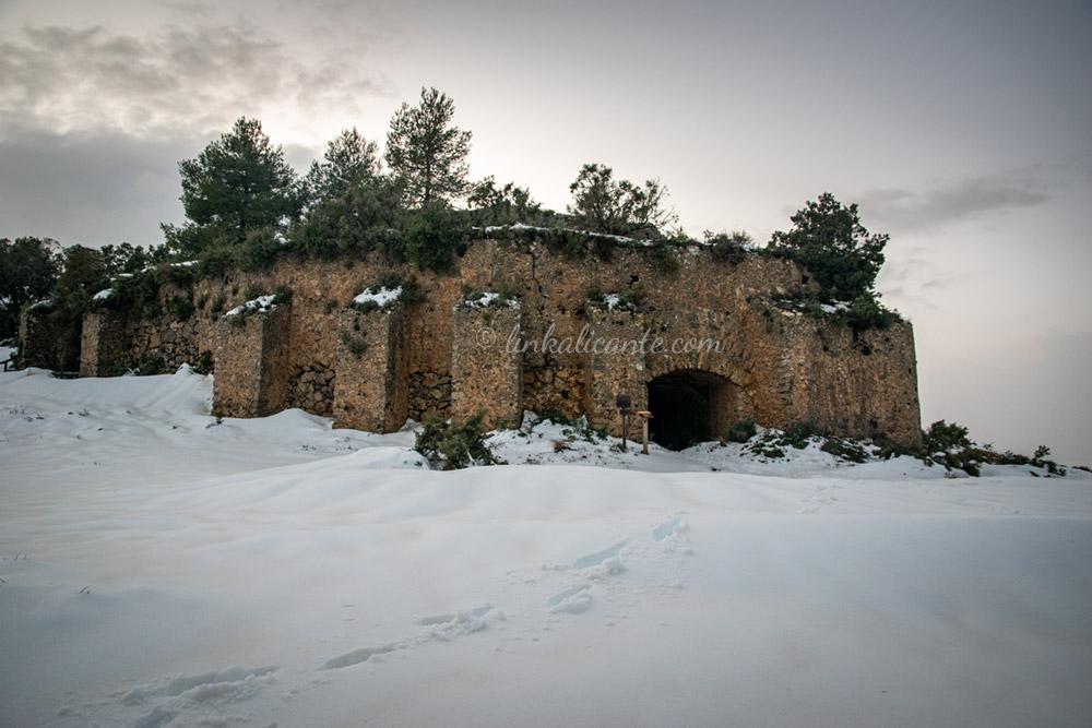 Cava Don Miquel, Serra de Mariola