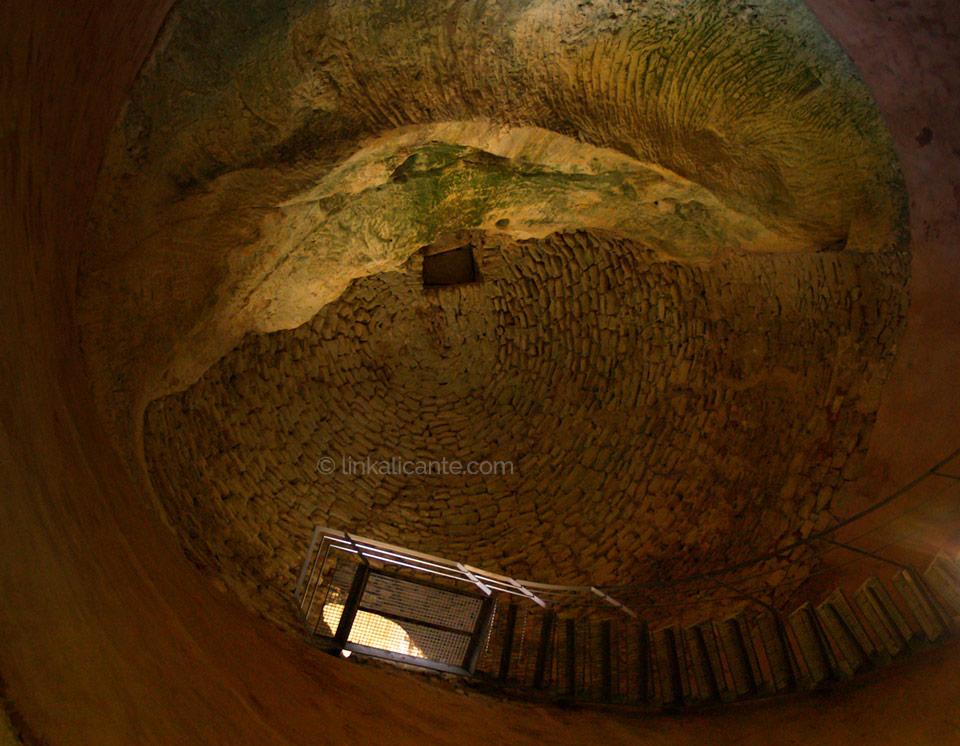 Cava de Sant Blai, Bocairent