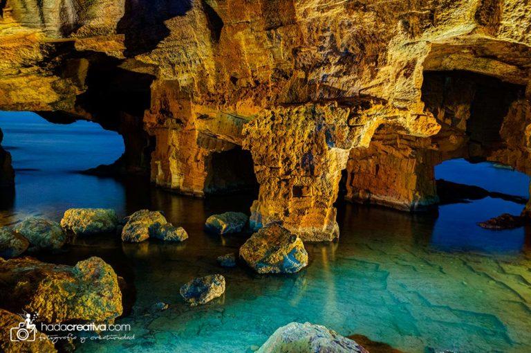 La Cova Tallada de Xàbia © Hada Creativa