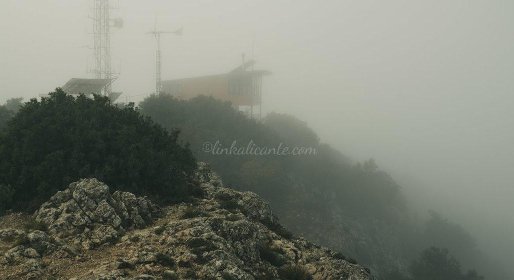 Cumbre del Menejador, Parc Natural de la Font Roja, Alcoi