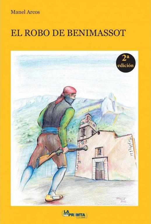 El Robo de Benimassot, libro