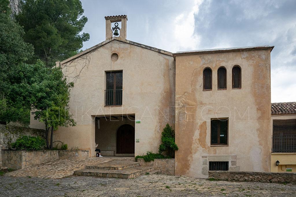 Ermita de Sant Cristòfol, Cocentaina