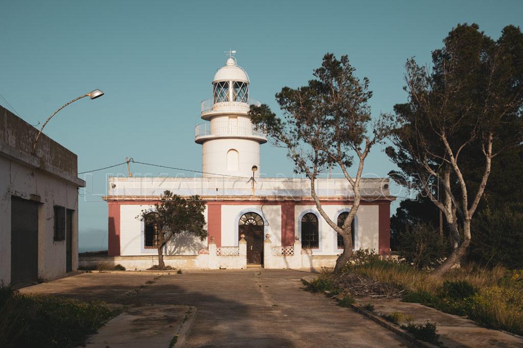 Faro del Cabo de San Antonio - Xàbia