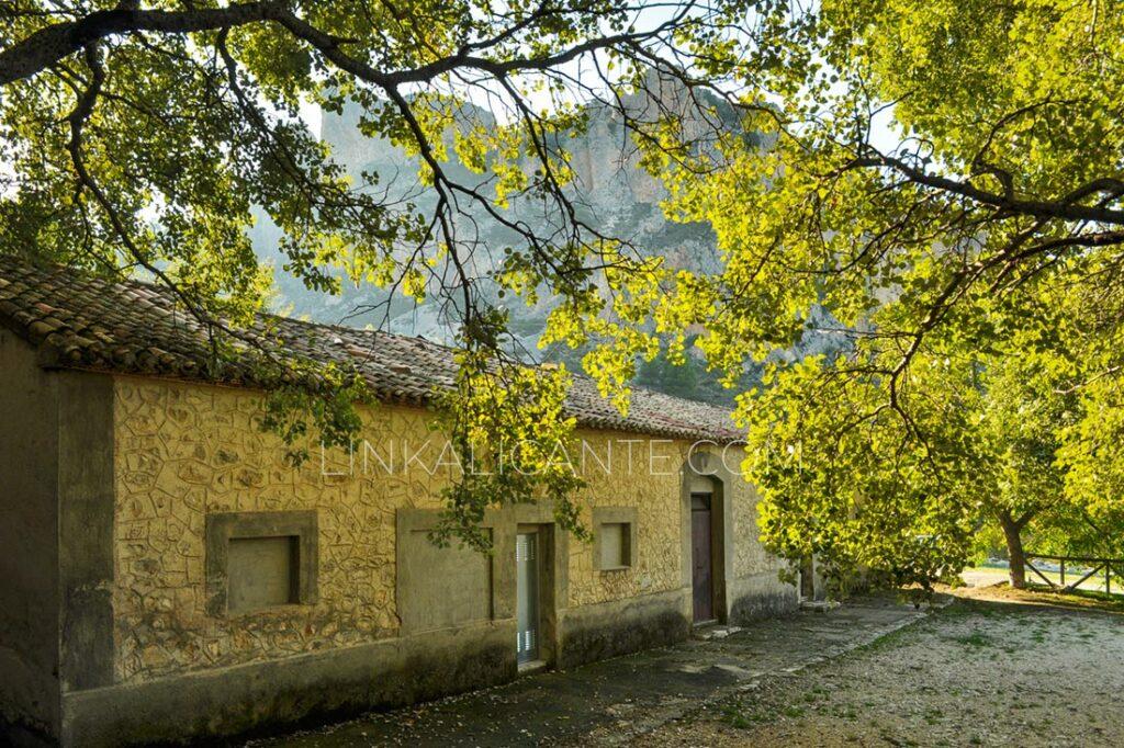 Font de Partegat, Benifato, Sierra de Aitana