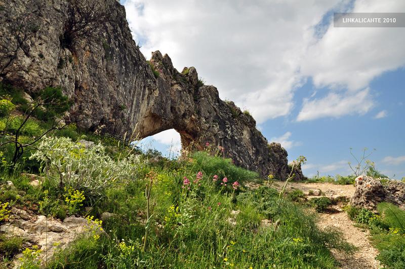 Penya Foradà, Vall de Gallinera