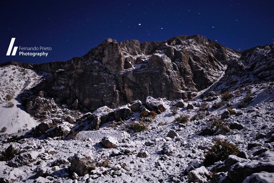 Fotografía Nocturna en la Sierra de Aitana
