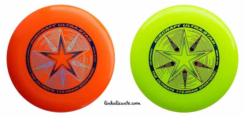 frisbee disco volador juguete